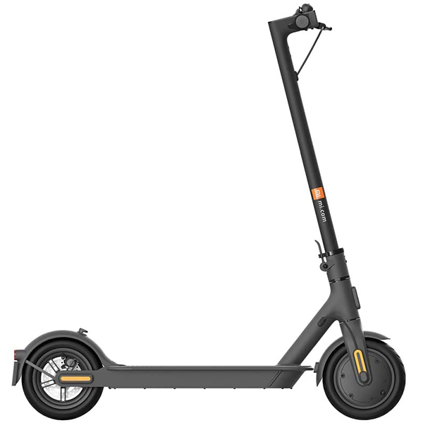 "Monopatín Eléctrico Xiaomi Mi Electric Scooter 1S DDHBC05NEB con Ruedas de  8.5"" 25 km/h - Negro/Gris"